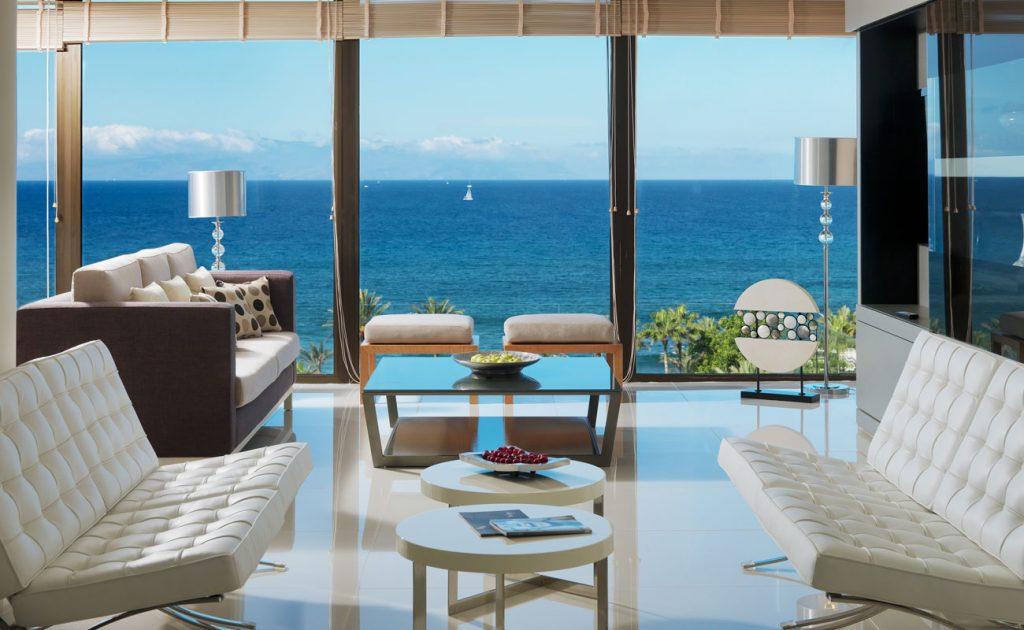 Sala Privilege con vistas al mar (¡nueva!)